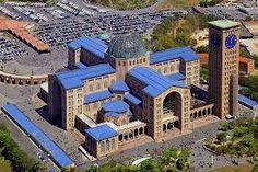Výsledok vyhľadávania obrázkov pre dopyt Basilica de Aparecida Brasil