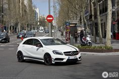 Mercedes-Benz A 45 AMG Edition 1 1