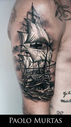 Tattoo by Paolo Murtas