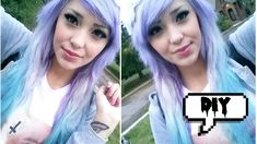 DIY Lilac and Pastel Blue |Ion Color Brilliance Lavender & Azure REVIEW|