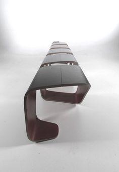 The DNA Bench | Design Leonardo Rossano & Debora Mansur True Design