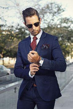  Be A Gentleman  : Foto