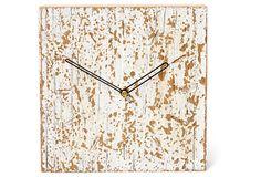 Unysn Elm Clock on OneKingsLane.com