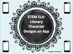 In this engaging interdisciplinary activity from Spark Creativity, middle or high school English students are guided through the process of creating a smartphone app for a literary character. The packet includes seven sections.Section I: A short introduction to the project, including examples of a wide range of unusual apps to get students thinking about the possibilities.Section II: A brainstorming handout that helps students think about a literary character's interests, skills and social…