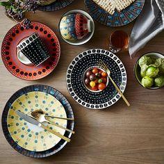 Potter's Workshop Tableware - Dot   west elm