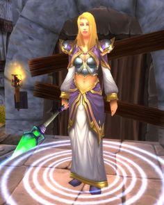 warcraft lady jaina   Lady Jaina Proudmoore - NPC - World of Warcraft