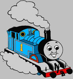 free thomas tank engine clip art pictures and images thomas party rh pinterest com thomas the train clipart black and white thomas the train clip art free