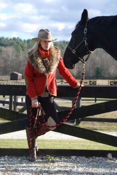 Cowgirl Fashion :: Jackets and Blazers :: Tasha Polizzi Fall 2014 Hacking Jacket! - Native American Jewelry|Ladies Western Wear|Double D Ran...