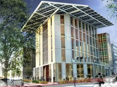 Green and clean office building?