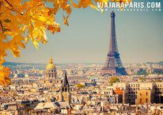 ¡Ya está publicada la nueva www.ViajaraParis.com ! Esperamos que os guste.