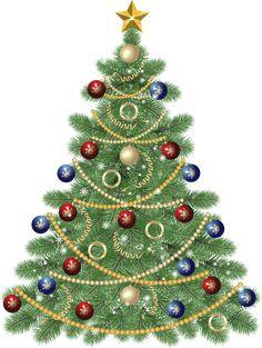 Clip Art Free Christmas Tree Clip Art transparent christmas tree clipart 3d png cards free public domain clip art 4