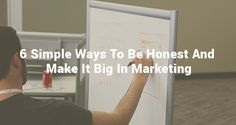 Learn what honesty can bring in your marketing campaign and see the right way to deal with problems that might occur. You can be honest and still make it big!