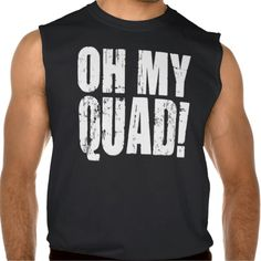 A funny shirt for powerlifters, bodybuilders, weightlifters and everyone else in the strength and iron game.