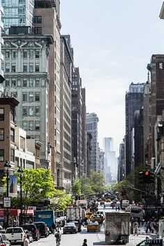 Manhattan's Streets