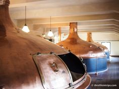 The Grandfather of Beer: Pilsner Urquell Brewery Tour