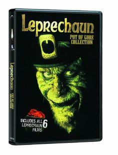 Leprechaun Pot of Gore Collection (Leprechaun/Leprechaun 2/Leprechaun 3/Leprechaun 4:In Space/Leprechaun in the Hood/Leprechaun Back 2 tha Hood)