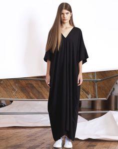 Shaina Mote Tao Dress in Ink