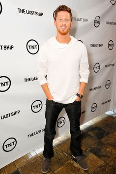 Kevin Michael Martin attends TNT's 'The Last Ship' USO screening at Reading Cinemas Gaslamp 15 on June 15, 2015 in San Diego, California. 25590_001