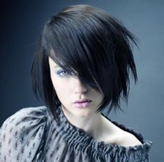 Short Emo Hairstyles | emo girl hairstyles for short hair is a hairstyle within the emo ...