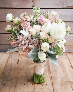 How pretty is this pastel pink, Ivory and grey green sage bouquet for a Spring o. Bridal Flowers , How pretty is this pastel pink, Ivory and grey green sage bouquet for a Spring o. How pretty is this pastel pink, Ivory and grey green sage bouquet . Floral Wedding, Wedding Colors, Trendy Wedding, Wedding Pastel, Hand Bouquet Wedding, Pastel Weddings, Botanical Wedding, Glamorous Wedding, Rose Wedding