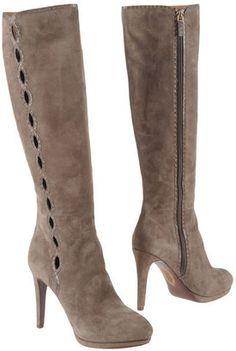 d1cad54c2bc33 Elie Tahari High-heeled boots - ShopStyle