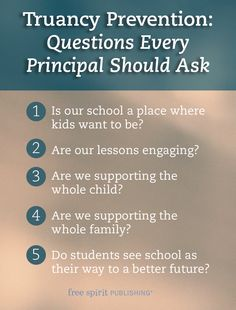 5 questions every educator needs to ask to improve school attendance