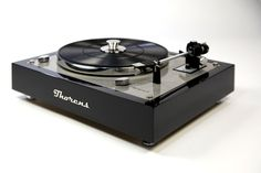 Thorens TD 160 Turntable Singles Piece Revised One Year Warranty | eBay
