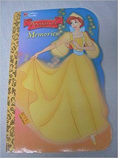 Little Golden Books, Inner Child, Vintage Books, Princess Peach, Children Books, Memories, Amazon, Anastasia, Disney