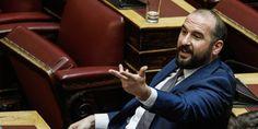 Γεωργιάδης σε Τζανακόπουλο: Ο ΣΥΡΙΖΑ προσυπογράφει το σύνθημα που έλεγε ο αδερφός σας «φονιάδες των λαών Έλληνες»;