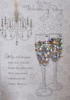 Elegant Wedding Card Stampin Up Teeny Tiny Wishes Wedding card