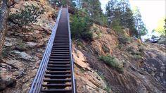 Seven Falls #Attractions #Explore #Colorado