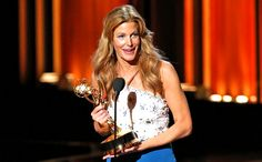 Anna Gunn wins another Supporting Actress Emmy for 'Breaking Bad' Congrats!