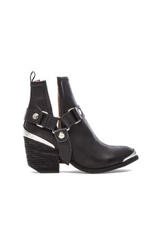 jeffrey campbell >> orwell bootie