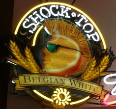 Shock Top would have to be on tap. #DreamFSW #foodie