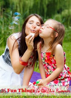 25 Fun Activities To Add To Your Family's Summer Bucket List