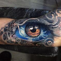 olor Tattoo Artwork Artist I Bear Tattoos, Hand Tattoos, Sleeve Tattoos, F Tattoo, Sick Tattoo, Facial Tattoos, Makeup Tattoos, Tiger Eyes Tattoo, Inner Arm Tattoos