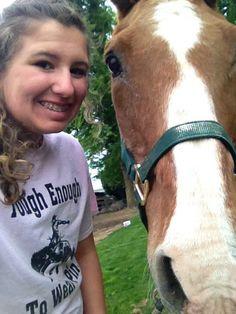My horse skeeter!!