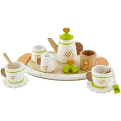 Tea Set from Oompa Toys