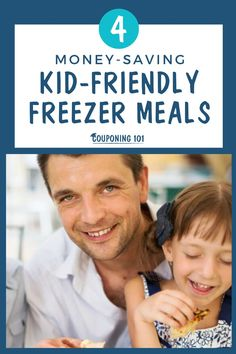 Preparing and freezing meals ahead of time can be an easy way to save money and time. These affordable freezable kid-friendly dishes might be just what youre looking for in a convenient weeknight meal. Ways To Save Money, Money Saving Tips, Weeknight Meals, Easy Meals, Frugal Meals, Couponing 101, 30 Minute Dinners, Save On Foods, My Best Recipe