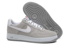 new concept deac2 1d184 1830   Nike Air Force One Low Herr Wolf Grå Vit SE593138mpuGKKAY Air Max 90,