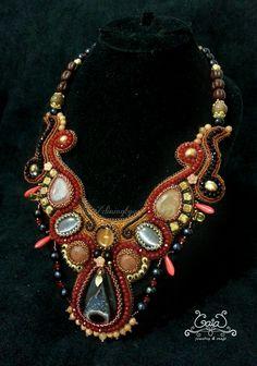 Fema 2 Necklace by Adiningtyas (2015)