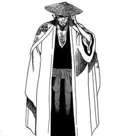 kyoraku shunsui Captai Commander Of Gotei 13