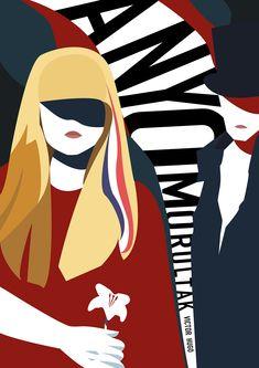 Straff David - A Nyomorultak - Les Misérables David, Poster, Design, Illustrations, Les Miserables, Billboard