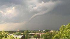 Deutschland Unwetter Schäden in Hamburg (Foto: Copyright picture-alliance/dpa/M. Zucker)