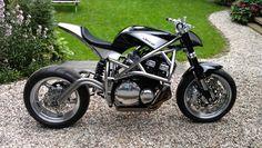 Jerryt's eigenbouw Part 7 Motorcycle Baby, Motorcycle Design, Custom Street Bikes, Custom Bikes, Suzuki Motos, Sv 650, Futuristic Motorcycle, Cafe Bike, Old Bikes