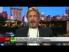 EVERYONE SHOULD WATCH !!!!   Russia DID NOT Hack The DNC - John McAfee Lays It Out - YouTube