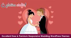 Excellent Free & Premium Responsive Wedding WordPress Themes #WordPress #Themes #WP #Wedding #Marriage