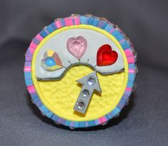 Love O' Meter Valentine's Day theme CARMEX Challenge for the #PavelkaProject by Patricia Litewski