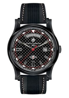 The new Cuervo y Sobrinos Robusta Black is part of the #Racing collection, a collection dedicated to the classic #cars enthusiasts.