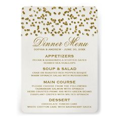 Shop Gold Glamour Glitter Confetti Bridal Shower Invitation created by TheSpottedOlive. Couples Shower Invitations, Glitter Wedding Invitations, Rehearsal Dinner Invitations, Engagement Party Invitations, Wedding Confetti, Wedding Invitation Design, Diy Invitations, Glitter Confetti, Gold Glitter